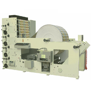 850 Flexo Printing Machine