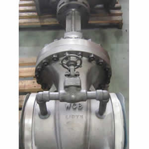 Gate valve 12in 150LB BW