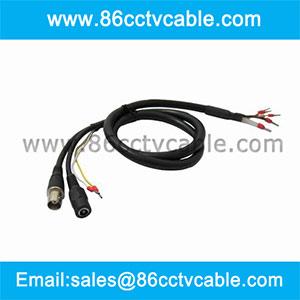 cctv ptz camera cable