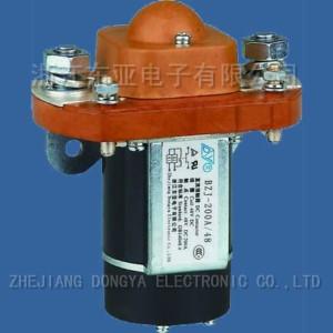 Dc contactor BZJ-200A