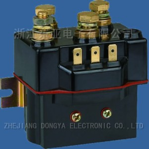 Dc contactor ZLJM-125D 2Z