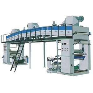 dry method high speed laminating machine