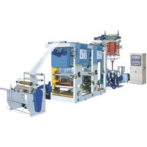 film blowing gravure printing line