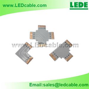 flexible led strip pcb connector