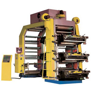 high speed flexographic printing machines
