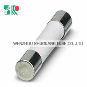 Low Voltage Cylindrical Ceramic Fuse