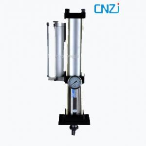 hydro pneumatic boosting cylinder