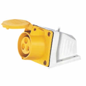 industrial electrical plug(32a_130v),