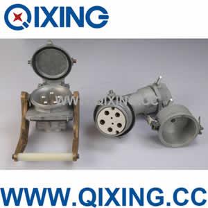 industrial large amp socket QX4062