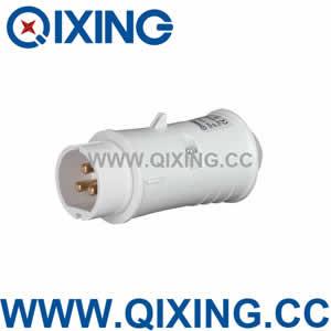 industrial low voltage plug QX650