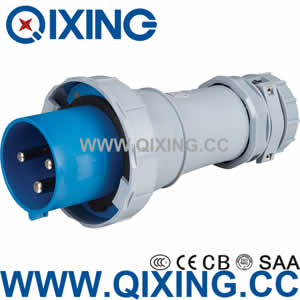 industrial plug QX3400