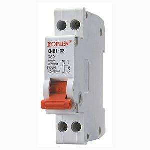 Miniature Circuit Breaker (KNB1-32)