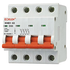 Miniature Circuit Breaker(KNB1-63)