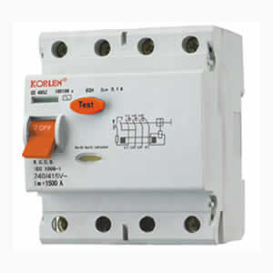 Residual Current Circuit Breaker (KNL5-63)