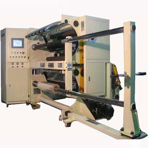 lfqa slitting rewinding machine