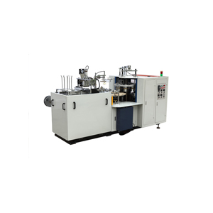 Ultrasonic Double PE Coated Paper Bowl Machine