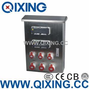 Mobile power socket box QCBM-0301