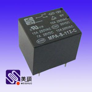 PCB relay MPA