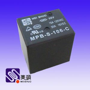 PCB relay MPB