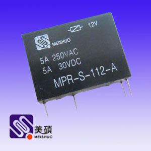 Power relay MPR