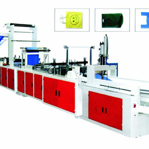 non woven bag making machine ql b600 800