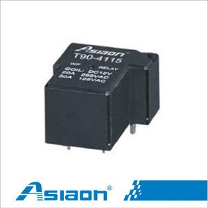 PCB Relay JQX-15F/T90