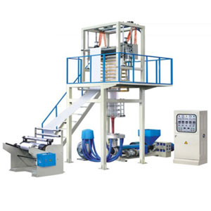 pe shrink wrap film production line