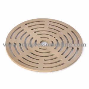 PEEK valve plate