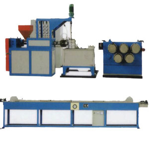 pet monofilament extrusion machine