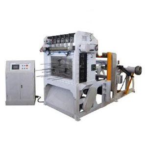 punching and die cutting machine
