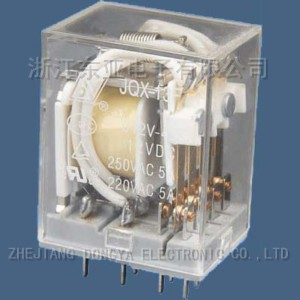 RELAY JQX-13F(4 FORM)