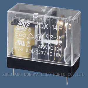 RELAY JQX-14F(1 FORM)