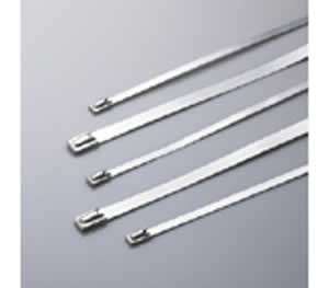 roller ball cable tie