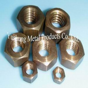 silicon bronze nuts1