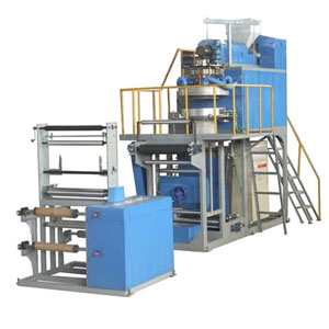 sjppf 55 60 70 series pp film blowing machine