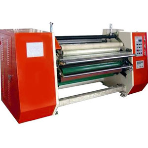 surface rewinding machine