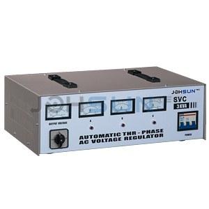 three phase voltage stabilizer svc-3p 3000va