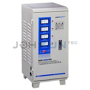 three phase voltage stabilizer svc-3p 6000va